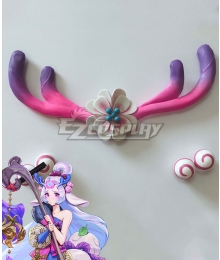League of Legends LOL Spirit Blossom Lillia Cosplay Accessory Prop