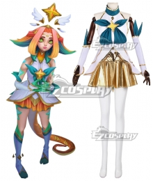 League of Legends LOL Star Guardian 2019 Neeko Cosplay Costume
