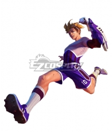 League Of Legends LOL Striker Ezreal Cosplay Costume
