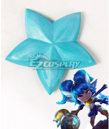 League of Legends Poppy Keeper of the Hammer Star Guardian Poppy Star Shield Cosplay Weapon Prop