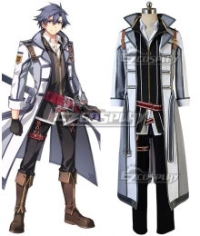 Legend of Heroes III Rean Schwarzer Cosplay Costume