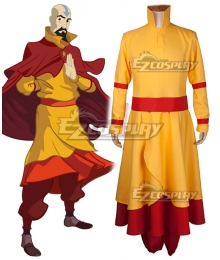 Legend of Korra Tenzin Cosplay Costume
