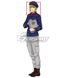 Legend of the Galactic Heroes: Die Neue These Frederica Greenhill Golden Cosplay Wig