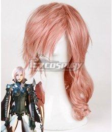 Lightning Returns: Final Fantasy XIII Lightning Pink Cosplay Wig