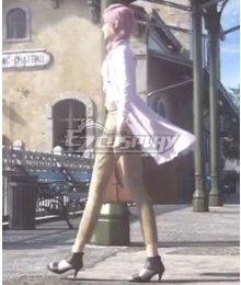 Lightning Returns: Final Fantasy XIII Lightning Suit Cosplay Costume