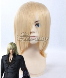 Lightning Returns: Final Fantasy XIII Snow Golden Cosplay Wig
