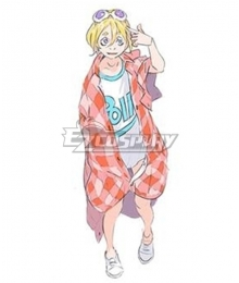 LISTENERS Nir Cosplay Costume