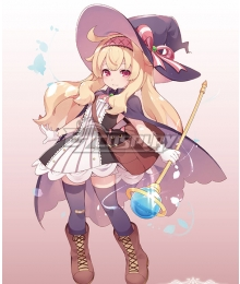Little Witch Nobeta Nobeta Cosplay Costume