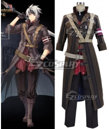 The Legend of Heroes: Trails of Cold Steel Crow Armbrust Cosplay Costume