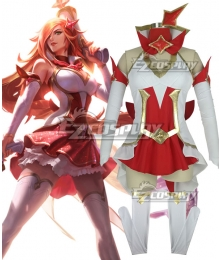 League of Legends LOL Star Guardian MF Miss Fortune The Bounty Hunter Cosplay Costume