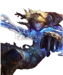 League of Legends LOL Classic Ezreal Cosplay Costume