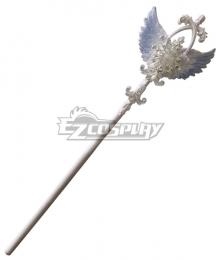Lolita Series Halloween Magic Wand Witch Staff Cosplay Weapon Prop
