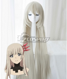 Lostorage Incited WIXOSS Nanashi Grey Cosplay Wig