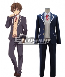 Chuunibyou Demo Koi ga Shitai Togashi Yuta School Uniform Cosplay Costume