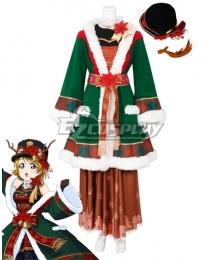 Love Live Christmas Ver. 2 Hanayo Koizumi Cosplay Costume