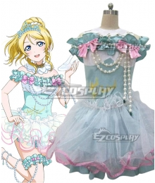 Love Live! Lovelive! Fairy Tale Little Red Riding Hood Eli Ayase Cosplay Costume