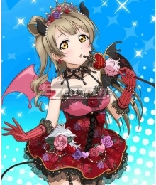 Love Live! Lovelive! Halloween Kotori Minami Little Devil Ver. Cosplay Costume