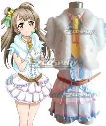 Love Live! lovelive! Kotori Minami Snow halation Cosplay Costume