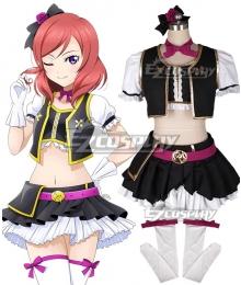 Love Live! Lovelive! No Brand Girls Maki Nishikino Cosplay Costume