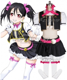 Love Live! Lovelive! No Brand Girls Nico Yazawa Cosplay Costume