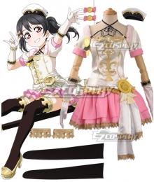 Love Live! Lovelive! Wizard Ver. Nico Yazawa Cosplay Costume
