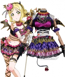 Love Live! Sunshine!! Aqours Mari Ohara Little Devil Cosplay Costume