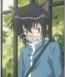 Loveless Soubi Agatsuma Gray Cosplay Wig