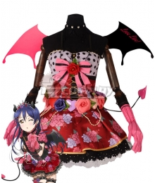 Love Live! Lovelive! Halloween Umi Sonoda Little Devil Ver. Cosplay Costume