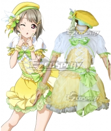 LoveLive! School Idol Festival PERFECT Dream Project ALL STARS Kasumi Nakasu Cosplay Costume