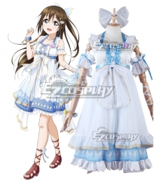 LoveLive! School Idol Festival PERFECT Dream Project ALL STARS Shizuku Osaka Cosplay Costume