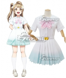 Lovelive μ's 8th A Song for You Kotori Minami Cosplay Costume