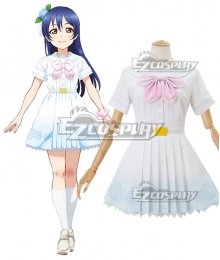 Lovelive μ's 8th A Song for You Umi Sonoda Cosplay Costume