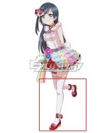 LoveLive! School Idol Festival PERFECT Dream Project Love U My Friends Setsuna Yuki Red Cosplay Shoes