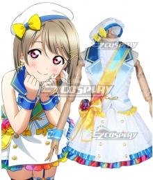 LoveLive! School Idol Festival PERFECT Dream Project Rainbow Rose Kasumi Nakasu Cosplay Costume