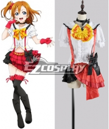 LoveLive! School Idol Project Kousaka Honoka Performance Cosplay Costume