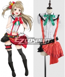 Love Live! School Idol Project Minami Kotori Performance Cosplay Costume