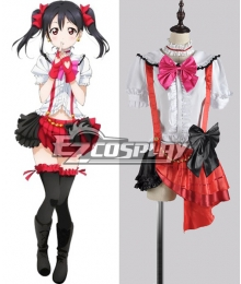 Love Live! School Idol Project Yazawa Niko Performance Cosplay Costume