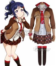 LoveLive! Sunshine!! 2018 Chocolate Valentine's Day Kanan Matsuura Cosplay Costume