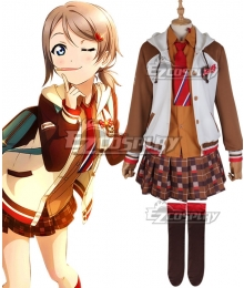 LoveLive! Sunshine!! 2018 Chocolate Valentine's Day You Watanabe Cosplay Costume
