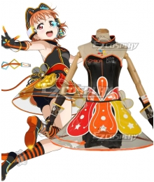 Love Live! lovelive! sunshine!! Cyber Idolized Gaming Game Awaken Chika Takami Cosplay Costume
