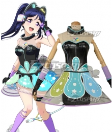 Love Live! lovelive! sunshine!! Cyber Idolized Gaming Game Awaken Kanan Matsuura Cosplay Costume