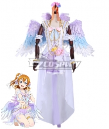 Lovelive! Love Live! White Day Honoka Kousaka Cosplay Costume