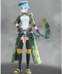 Sword Art Online Alicization Lycori Sinon Asada Shino Prize Cosplay Costume