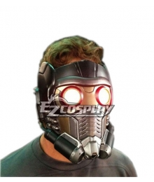 Guardians of the Galaxy Star-Lord Cosplay Mask