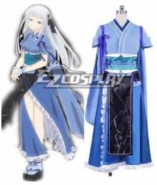 Machine-Doll wa Kizutsukanai Irori Cosplay Costume