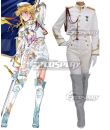 Macross Frontier Sheryl Nome Military Uniform Cosplay Costume