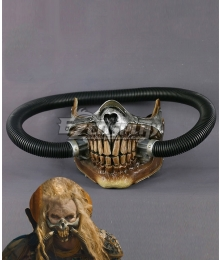 Mad Max: Fury Road Immortan Joe Halloween Mask Cosplay Accessory Prop