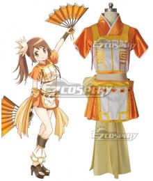 Magia Record: Puella Magi Madoka Magica Side Story Magireco Tsuruno Yui Cosplay Costume