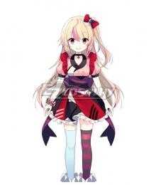 Magia Record: Puella Magi Madoka Magica Side Story Ashley Taylor Cosplay Costume