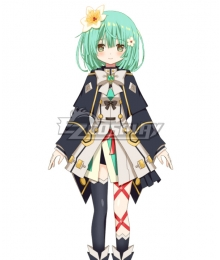 Magia Record: Puella Magi Madoka Magica Side Story Magireco Kako Natsume Cosplay Costume